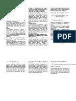 Procedimiento citogenética