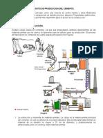 Costos de Produccion Del Cemento