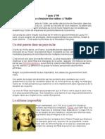 Histoire - France - Louis XVI - 7 Juin 1787 - 19 Novembre 1787 [Les Amis d'Herodote]