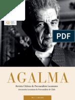 Agalma, Revista Chilena de Psicoanalisis Lacaniano. Numero 1