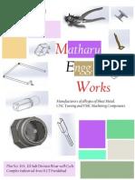 Matharu Engg Works Company Profile