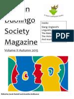 Duolingo Magazine Volume 2