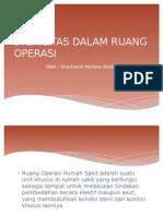 PPT Sterilitas Dlm Ruang Operasi
