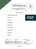 GMC-DO-002 Instructivo Institucional de Procesos y Procedimientos