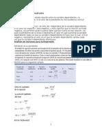 ANOVA y Análisis de Residuales gfg