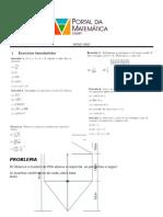 treinamento de matematica OBMEP