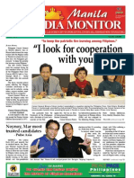 Manila Media Monitor -- MARCH 2010