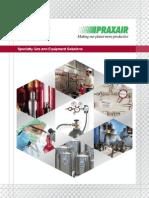 Praxair Specialty Gas Guide
