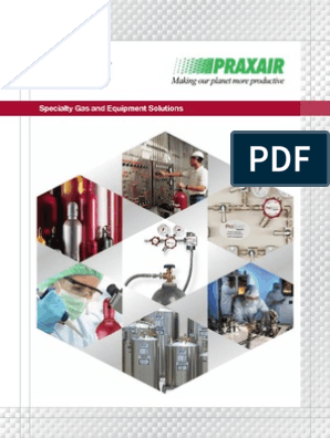 Praxair Specialty Gas Guide   Dangerous Goods   Electronic