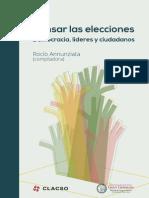 Cacerolazos y Legitimidad Politica en la Argentina reciente