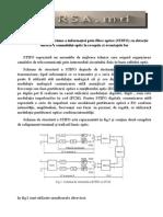 Sisteme de Transmisiuni a Informatiei Prin Fibra Optica