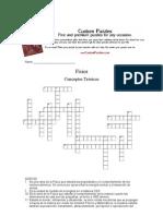 crucigrama definiciones física