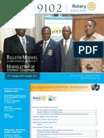 Bulletin Du District Novembre 2015