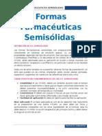 Informe de Formas Farmaceuticas Semisolidas (1)
