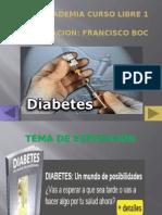 Investigacion de La Diabetes Francisco Boc