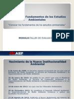 Unidad 1. Fundamentos de Los Estudios Ambientales 2015.Final