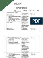 Planificare Clasa a VII-A L2 Shine 2