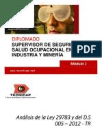 Módulo 1_Ley 29783 y DS 005-2012-TR