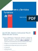PPT Ley de Turismo y Servicios Turísticos