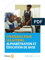 618fr Strategies Pour Les Actions Alphabetisation Et Education de Base