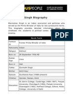 Manmohan Singh 4960