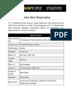 p v Narasimha Rao 5510