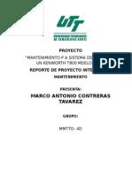Proyecto de Mecanico Reynosa