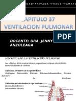37. VENTILACION PULMONAR