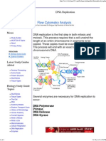 DNA Replication Study Guide - Biology101