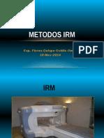 Metodos E.S. IRM