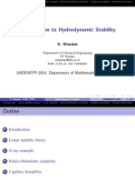 VShankar Stability Intro