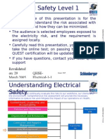 OFS QHSE Electrical 1