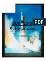 Liquid Propellant Rockets