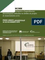 Seminário Metodologia - MCMM  20 Nov - v1