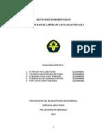 Topik 4 (Struktur & Klasifikasi Anggaran Negara)
