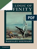 Barnaby Sheppard-The Logic of Infinity-Cambridge University Press (2014)