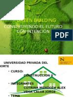 Edificios Verdes - Costruccion II
