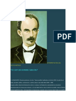 Analisis Poema Jose Martii