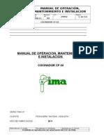 Manual Cocinador CF 50 SO 29802