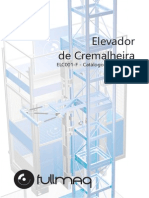 Catalogo Tecnico Elevador de Cremalheira FULLMAQ