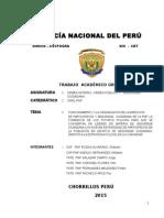 Direccion de Participacion y Seguridad Ciudadana Quemar