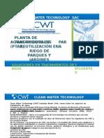 Tecnologias en El Rehuso de Aguas de Ptar (1)