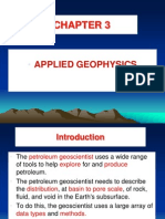 Petroleum Geoscience and Geophysics Chapter 3