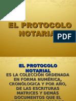 El-Protocolo-Notarial.ppt
