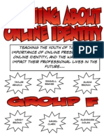 Group F Teaching Online Identity ArnoldBeaverBrownBrownClarkDolan