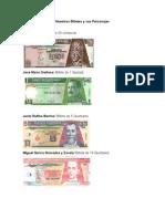 Billetes de Guatemala