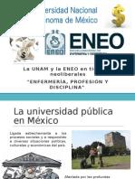 PROFESIONALIZACIÓN DE ENFERMERÍA