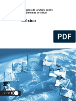 Estudios OCDE Sobre Sistemas Salud Mexico