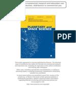 PAPER Paleoenviroements