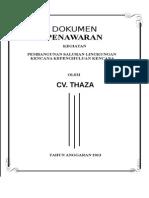 SAMPUL PENAWARAN
